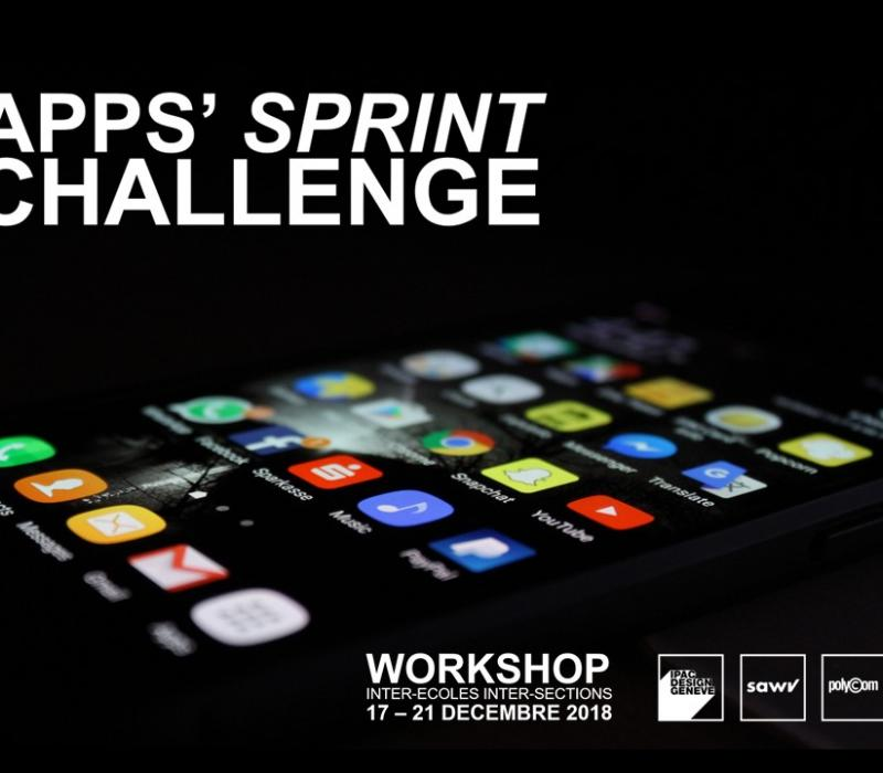 WORKSHOP | Apps' Sprint Challenge